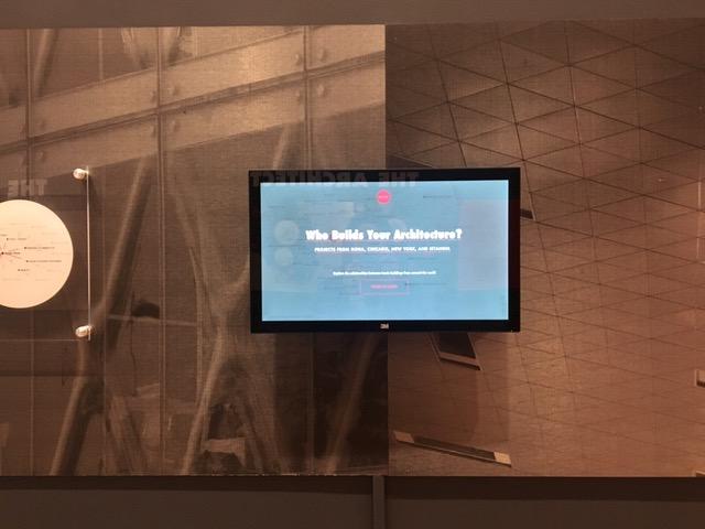 Art Institute Chicago, WBYA?